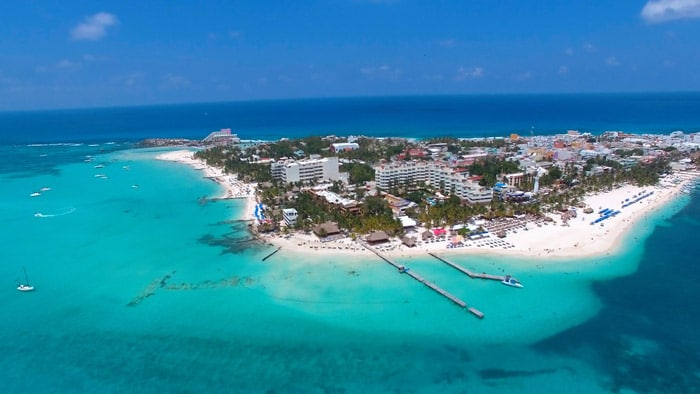 isla mujeres places to visit
