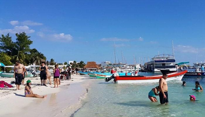 playa indios beach