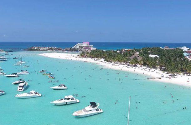 isla mujeres beaches