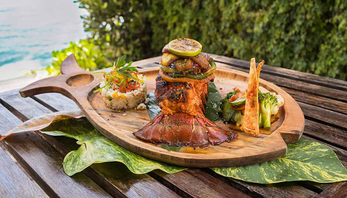 kin ha restaurant isla mujeres