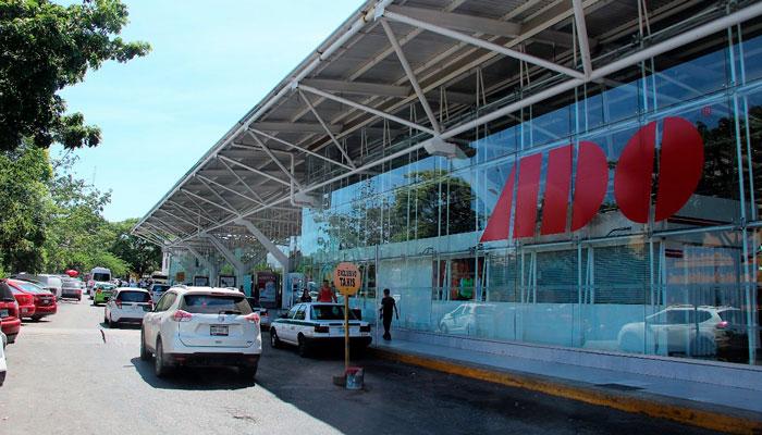 ADO station Downtown Cancun