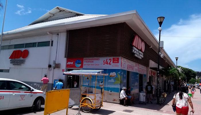 ADO Station Downtown Playa del Carmen