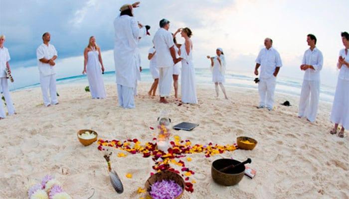 Maya Wedding Ceremony