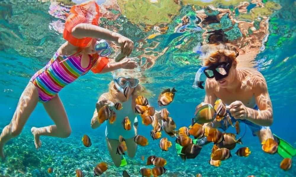 Snorkeling en Isla Mujeres