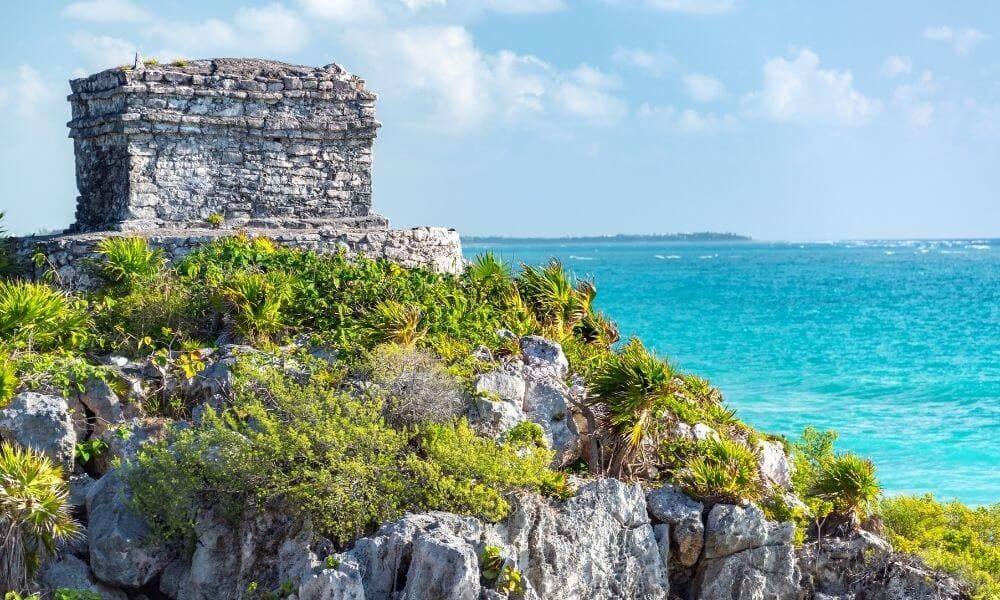 Templo diosa Ixchel Isla Mujeres