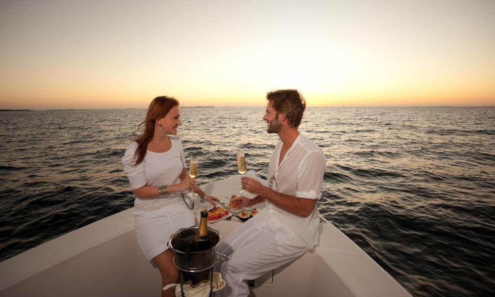 Romantic Yatch Trip Isla Mujeres
